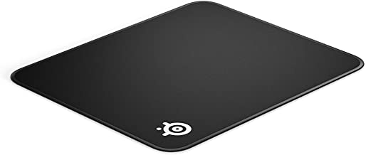 SteelSeries QcK Gaming Surface - Large Stitched Edge Cloth - Extra Durable - Optimized For Gaming Sensors - Maximum Control
