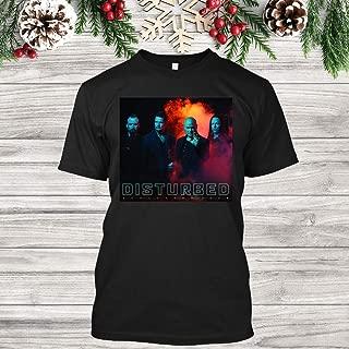 Disturbed Evolution Tour 2019 Subarja 17 Tee|T-Shirt