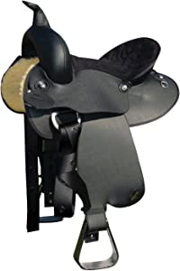 Wintec Synthetic Saddle for Youth