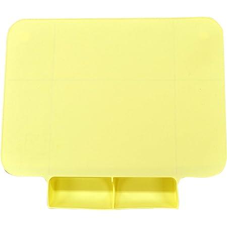 日本パフ ポケット付きお食事マット 食器洗い乾燥機OK 1個 (x 1)
