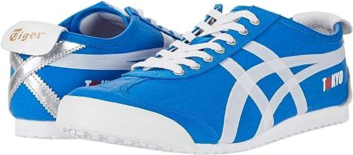 Directoire Blue/White