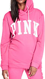 VS PINK Victoria's Secret Pink Crossover Tunic Hoodie New Oversized (Large) New
