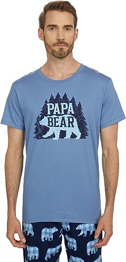Woods Papa Bear Tee