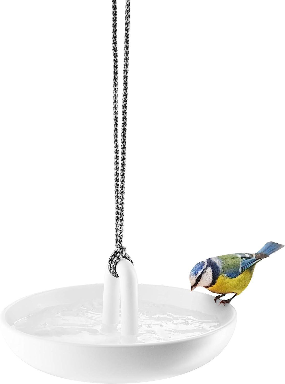 Eva Solo White Hanging Bird Bath
