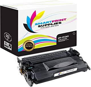 Smart Print Supplies Compatible 26X CF226X Black High Yield Toner Cartridge Replacement for HP Laserjet M402 MFP M426 Printers (9,000 Pages)