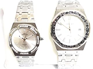 Men's and women's watch set from Louis Martin