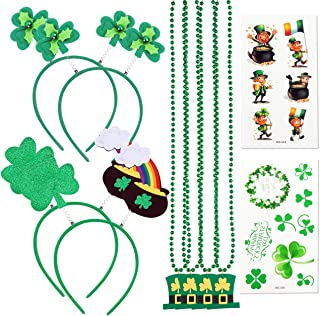 Best cheap st patty's day accessories Reviews