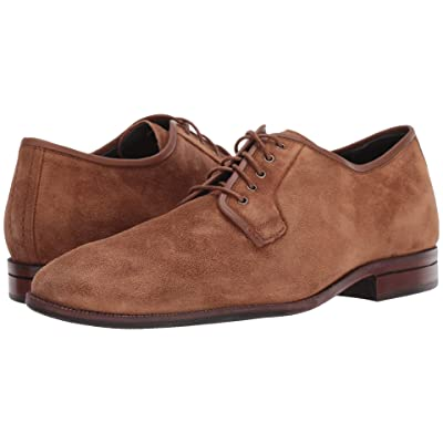 Cole Haan Warner Grand Postman Oxford (Bourbon Suede) Men