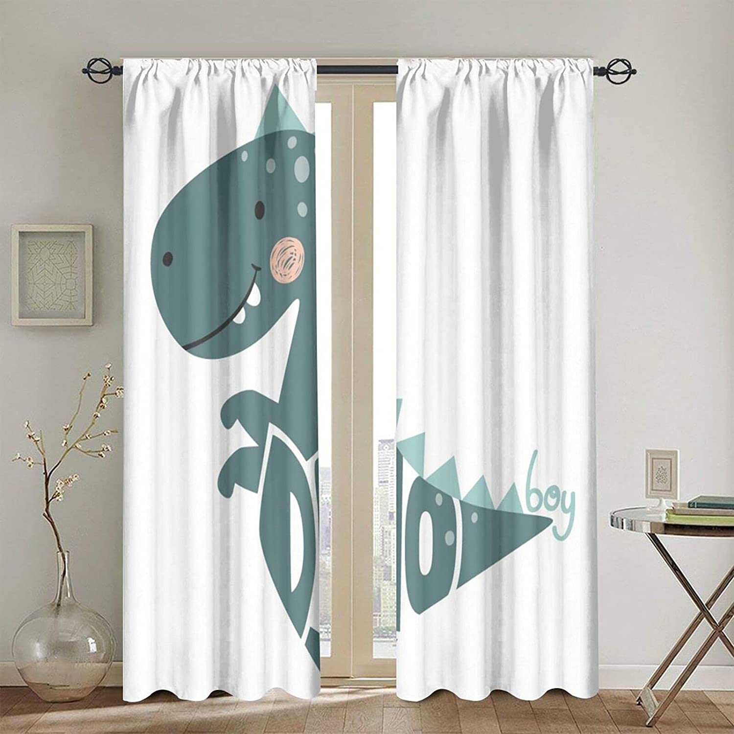Rod Pocket Blackout Curtains Ranking TOP19 Thermal Insulated Curtain NEW before selling ☆ Window Di