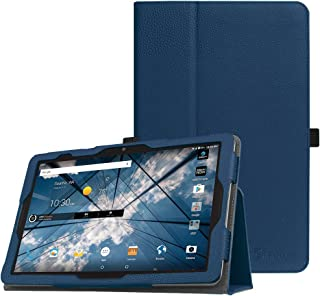 Fintie Folio Case for AT&T Primetime Tablet - Premium PU Leather Stand Cover with Auto Sleep/Wake Feature for 10