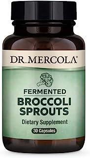 Dr. Mercola Fermented Broccoli Sprouts - 30 Capsules