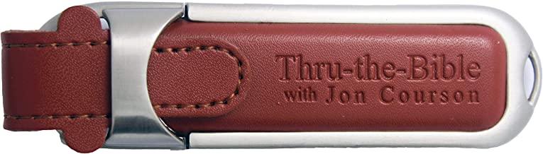 Jon Courson Thru-the-Bible Set - MP3 Audio Files on USB Flash Drive