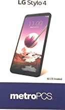 LG Stylo 4 Phone - Locked - MetroPCS Only