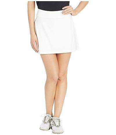 Nike Golf 15 Dry Skirt Essential (White/White) Women