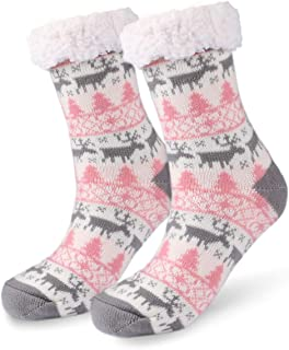 Best fleece slipper socks Reviews