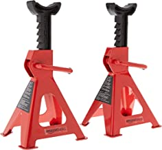 AmazonBasics Steel Jack Stands with 3 Ton Capacity