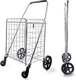 Best collapsible carts for groceries
