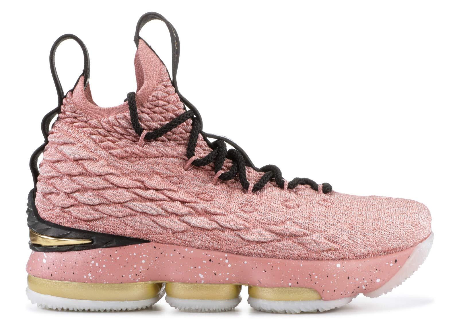 Nike Kid's Lebron XV LMTD GS, Rust Pink