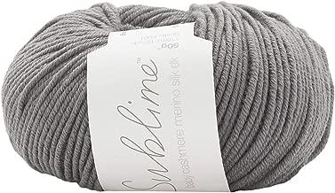 Sublime Baby Cashmere Merino Silk DK Yarn Tittlemouse 277 - per 50g ball