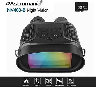 Astromania Night Vision Binocular/Digital Infrared Night Vision Scope - 7x31 Hunting IR Telescope with 2