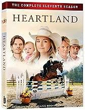 HEARTLAND Season 11 Eleventh Season (DVD 2018) 5 Discs Set