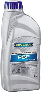 Ravenol J1B1031 Power Steering Fluid - PSF Semi-Synthetic Hydraulic Fluid (1 Liter)