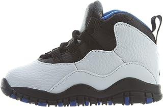 Jordan Toddler Air Retro 10 Basketball Shoes