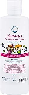 Champú Preventivo Antipiojos con Aceite de Arbol de Te 300 ml - Previene y Protege contra los Piojos - Apto para Cuero Cab...