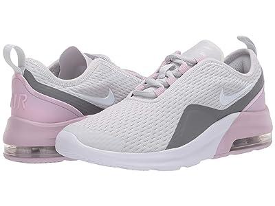 Nike Kids Air Max Motion 2 (Big Kid) (Photon Dust/White/Iced Lilac/Smoke) Girls Shoes