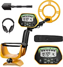 RM RICOMAX Professional Metal Detector GC-1037 [Disc & Notch & Pinpoint Modes]..