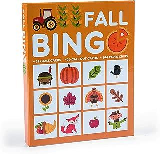 Fun Express - Premium Fall Bingo Game - Item for Fall Festivities - Perfect for The Autumn Season
