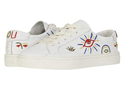 Soludos Ibiza Look Sneaker (White) Women