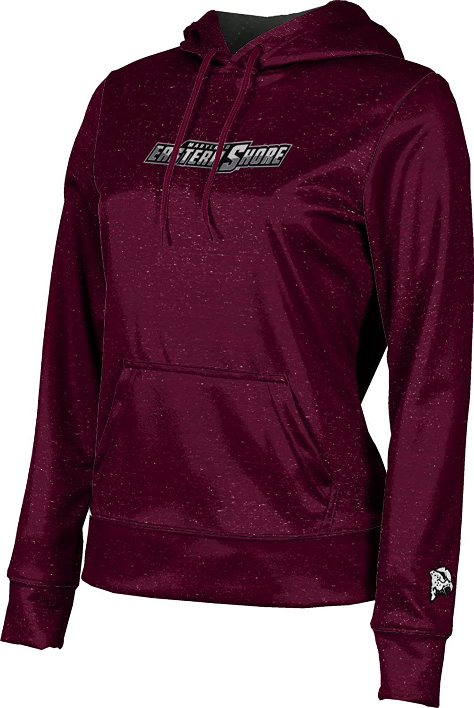 ProSphere University of Maryland Eastern Shore Girls' Pullover Hoodie, School Spirit Sweatshirt (Heathered)