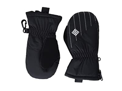 Columbia Kids Chippewatm II Mitten (Toddler) (Black) Over-Mits Gloves