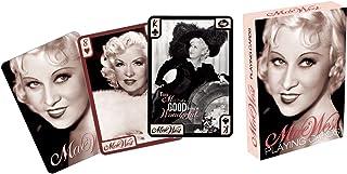 Aquarius Mae West Playing Cards