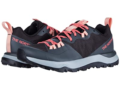 The North Face Activist Lite (TNF Black/Calypso Coral) Women