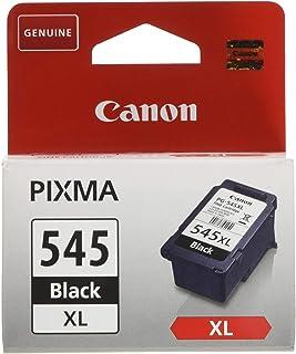 Canon PG-545XL Cartucho de tinta original Negro XL para Impresora de Inyeccion de tinta Pixma TS3150-TS3151-MX495-MG2450-M...