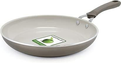 Trisha Yearwood Cottage Precious Metals 10 Inch Non-Stick Ceramic Fry Pan, Titanium