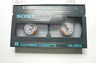 Sony V8-25CLH Cassette 8 mm de nettoyage
