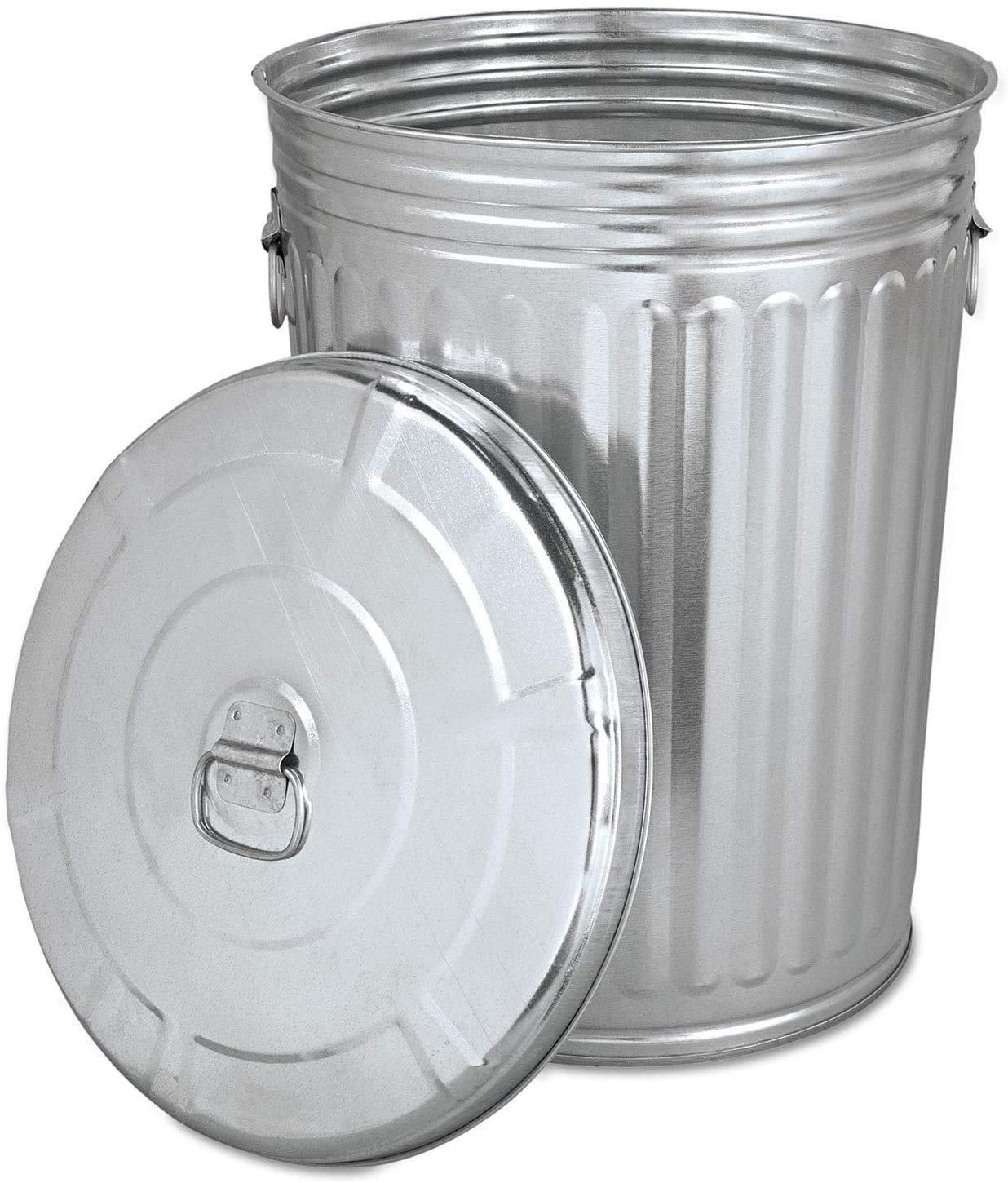 Be super welcome KCHEX Trash can with lid - Pre-Galvanized Rapid rise Lid Rou Can