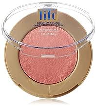 L'Oréal Paris Visible Lift Color Lift Blush, Peach Gold Lift, 0.14 oz.