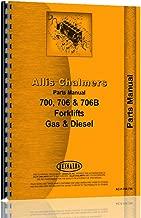 Best allis chalmers 706 forklift parts Reviews