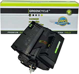 GREENCYCLE 1 PK Compatible Q5942X 42X Black Toner Cartridge for HP Laserjet 4250 4350 4350tn