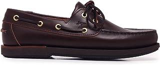 Zapatos Náuticos de Piel para Hombre - Castellanisimos