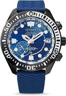 Citizen - Reloj Analógico para de los Hombres de Cuarzo con Correa en Goma CC5006-06L
