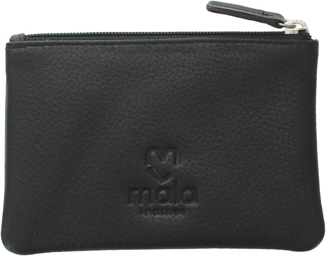 Mala Leather Applique and Printed Leather Coin Purse 4115/_11 Bath