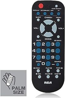 RCA New 381996 Universal Remote Platinum Pro (6-Pack) Audio/Video Wholesale Bulk Electronics Audio/Video Boys6