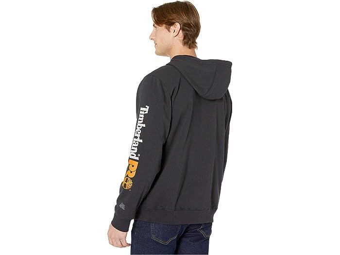 Timberland Pro Hood Honcho Sport Full Zip Black Hoodies & Sweshirts