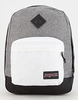 JANSPORT Super FX Backpack, Black/white