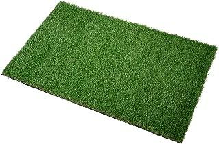 Yescom Indoor/Outdoor 2ft x 3.3ft Fake Grass Artificial Mat, Green